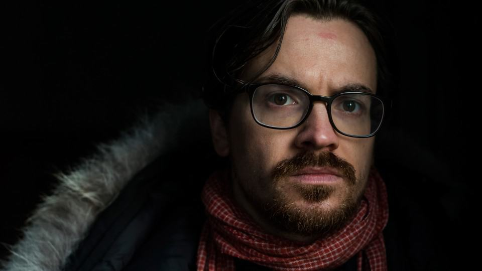 10 Questions With Justin P. Lange, Director Of THE DARK