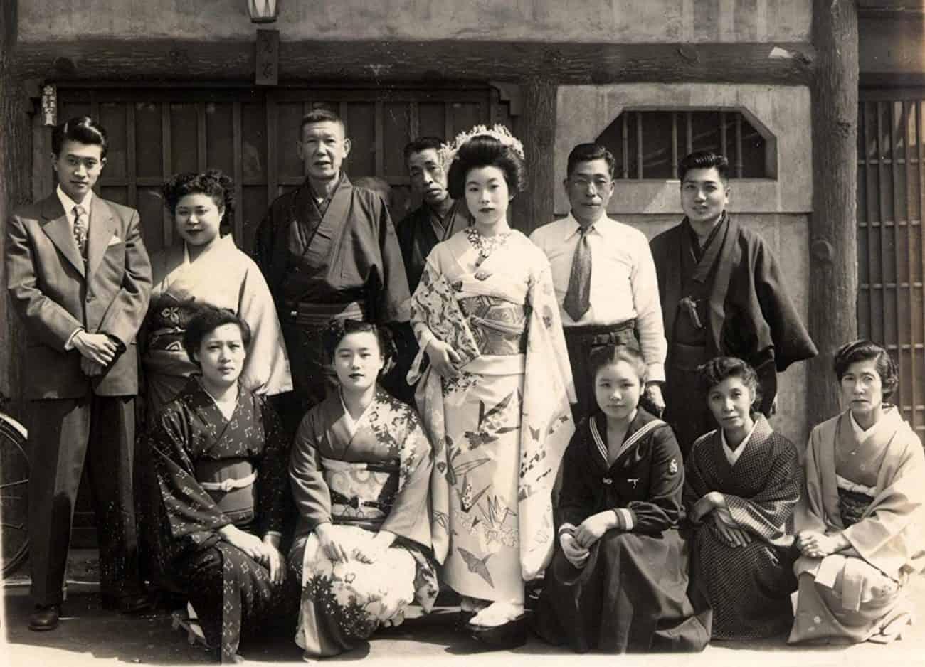 Matsuchiyo: Life Of A Geisha