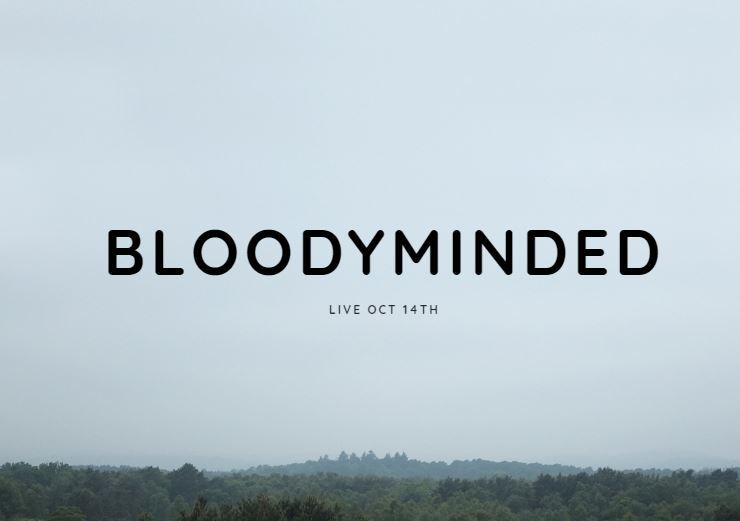 Bloodyminded