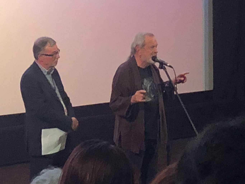 Terry Gilliam Q&A!