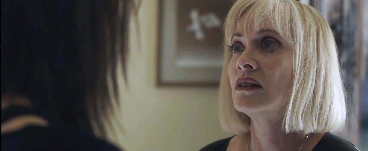 Barbara Crampton in Reborn