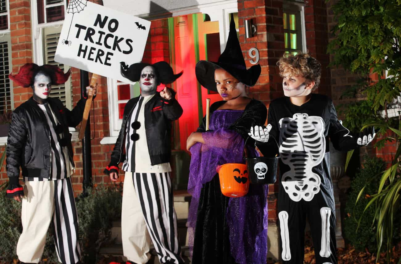 """The Ultimate """"Do Not Disturb"""" Service This Halloween"""