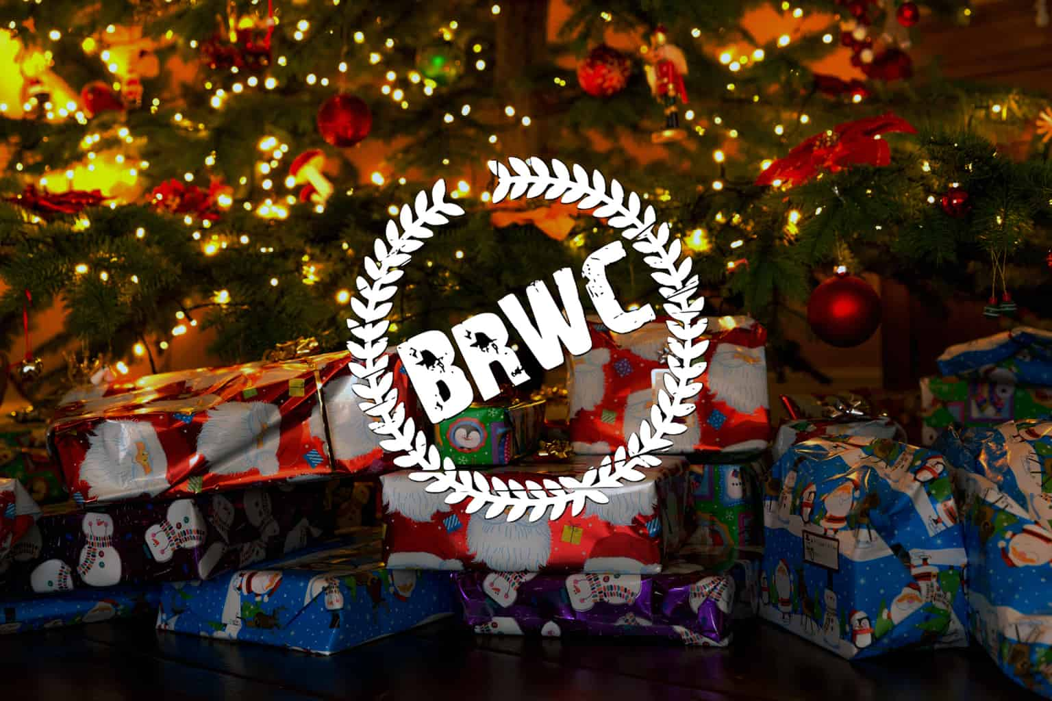 The BRWC Xmas 2018 Gift Guide!