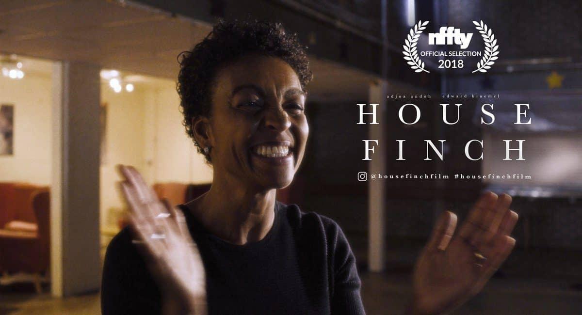 House Finch film