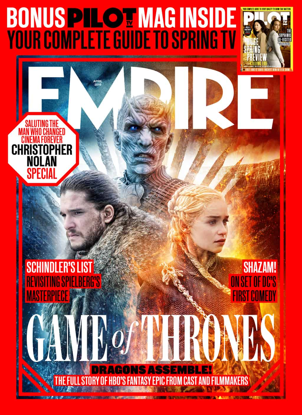 Empire Game Of Thrones