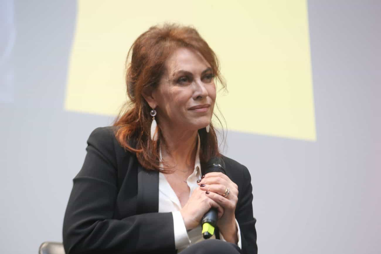 Interview With Elena Sofia Ricci