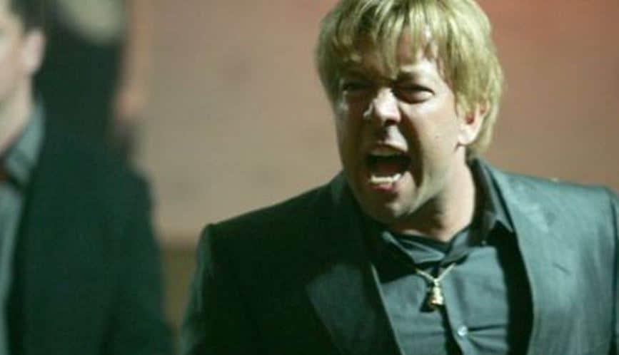 Terry Stone as Tony Tucker