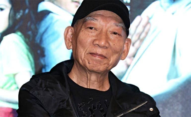 Yuen Woo-Ping, renowned action choreographer and director whose career in martial arts films spans forty years.