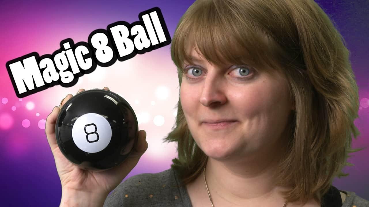 Magic-8 Ball
