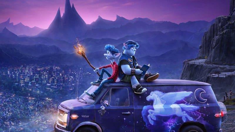 Onward: Disney+ Talk