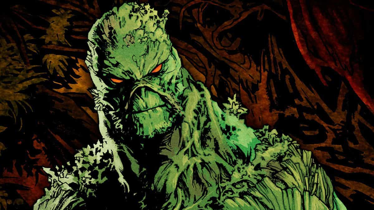 Swamp Thing Cancelled Over Creative Difference