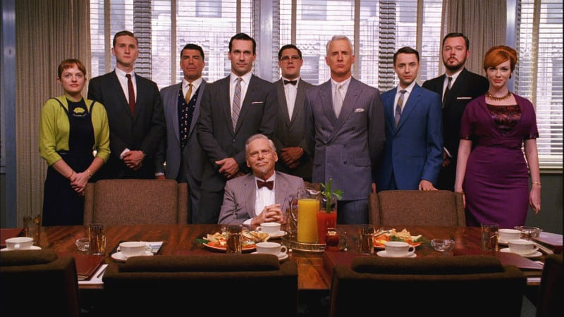 Mad Men Best TV Shows Ranked By Students