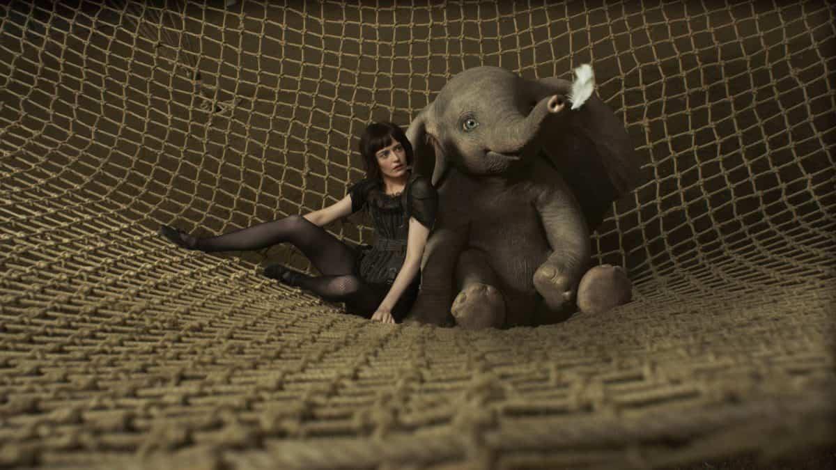 Dumbo Flies To Number 1
