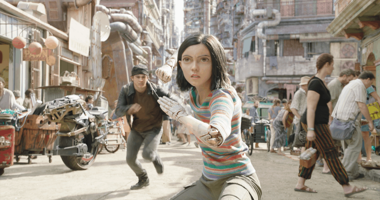 Alita: Battle Angel Fights To The Top