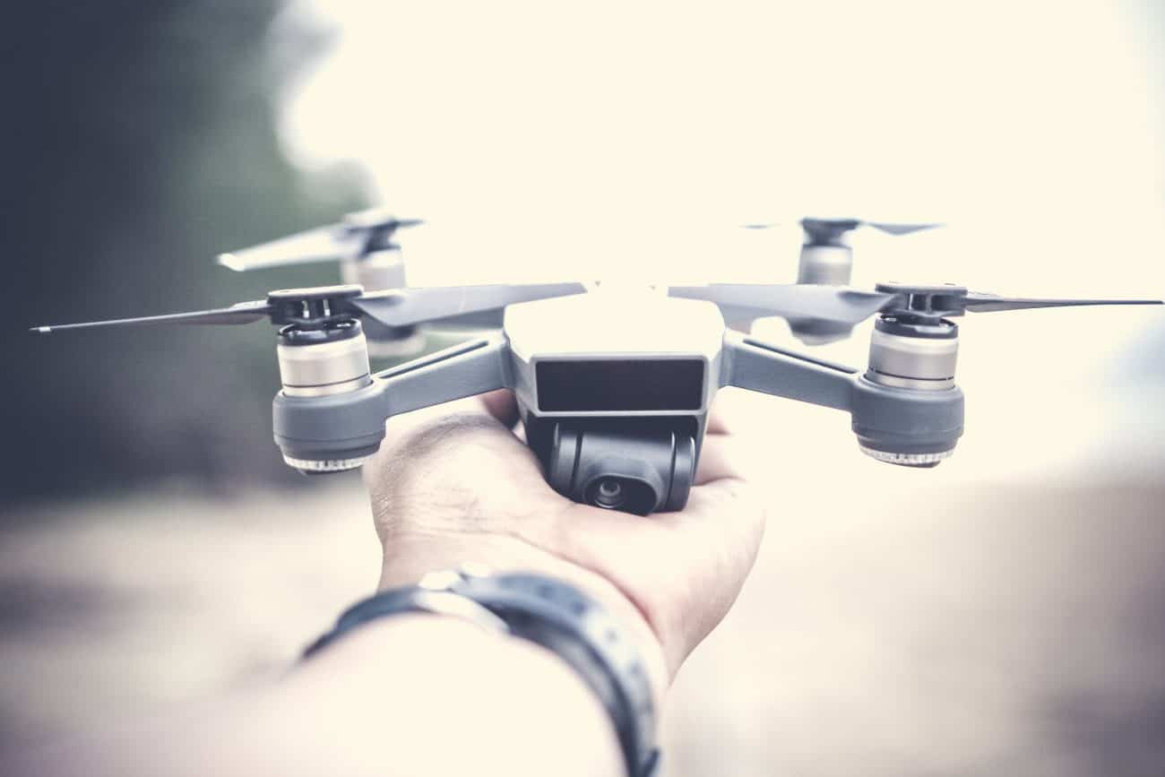 How Drones Are Being Used In The Film Industry