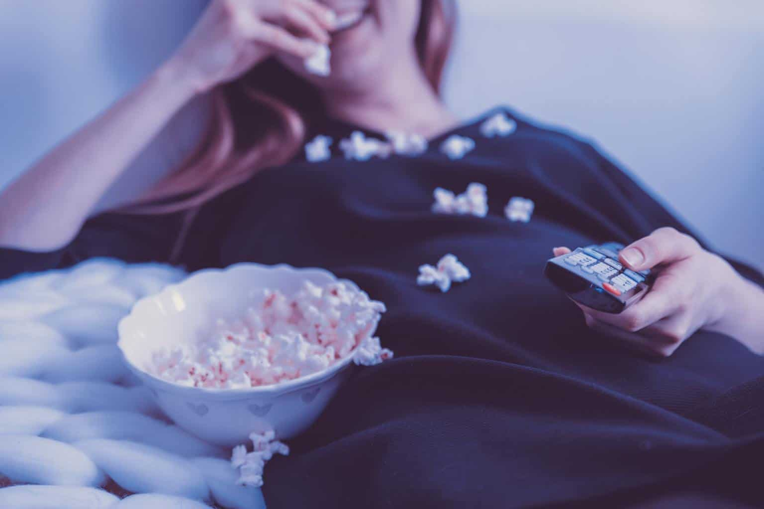 Can Movies Help You Fall Asleep Faster?