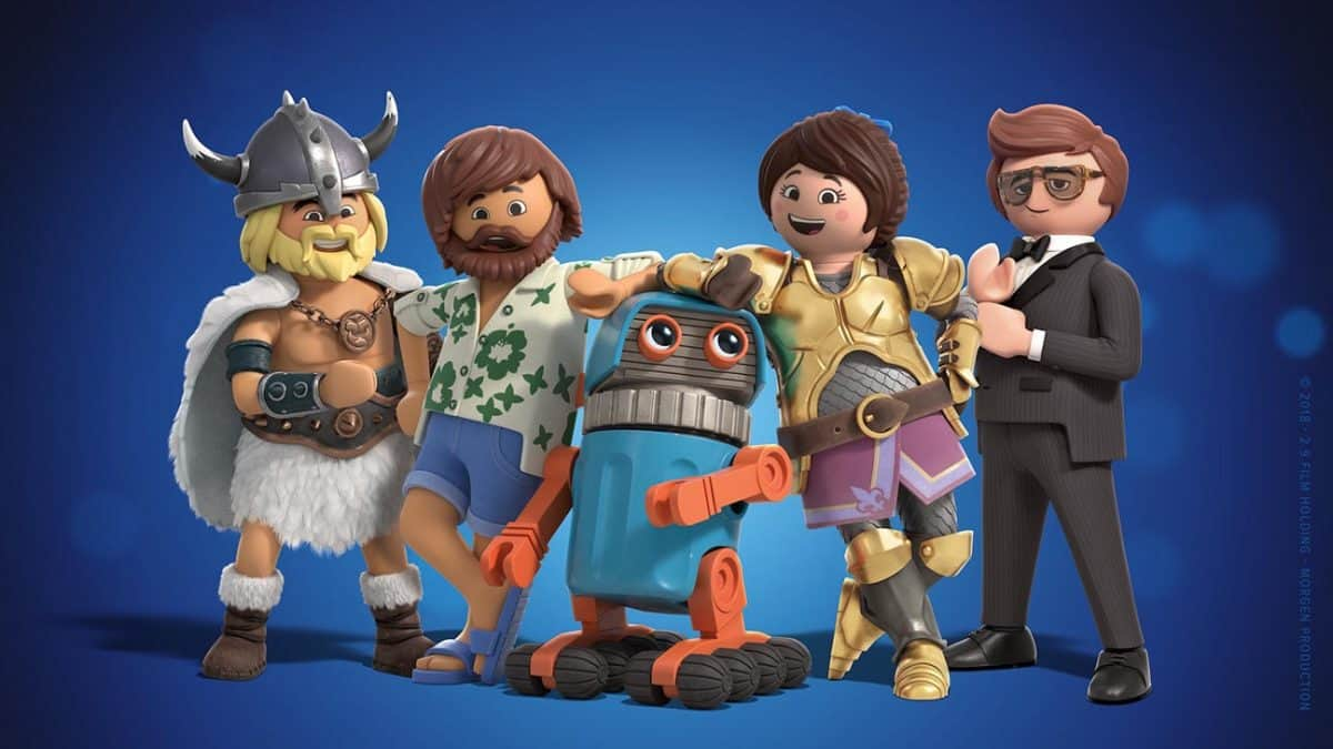 Playmobil: The Movie - Review