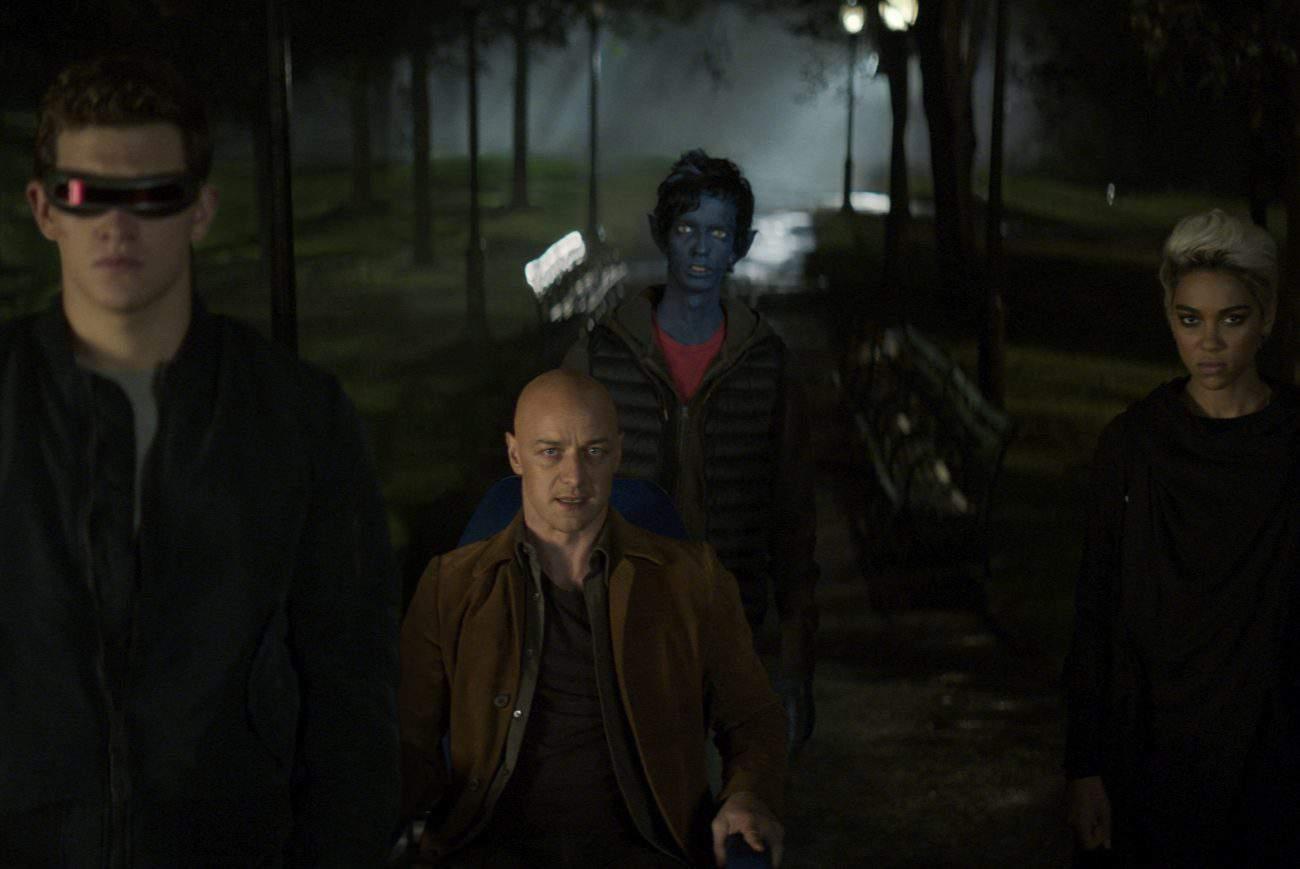 X Men: Dark Phoenix Rises To Number 1