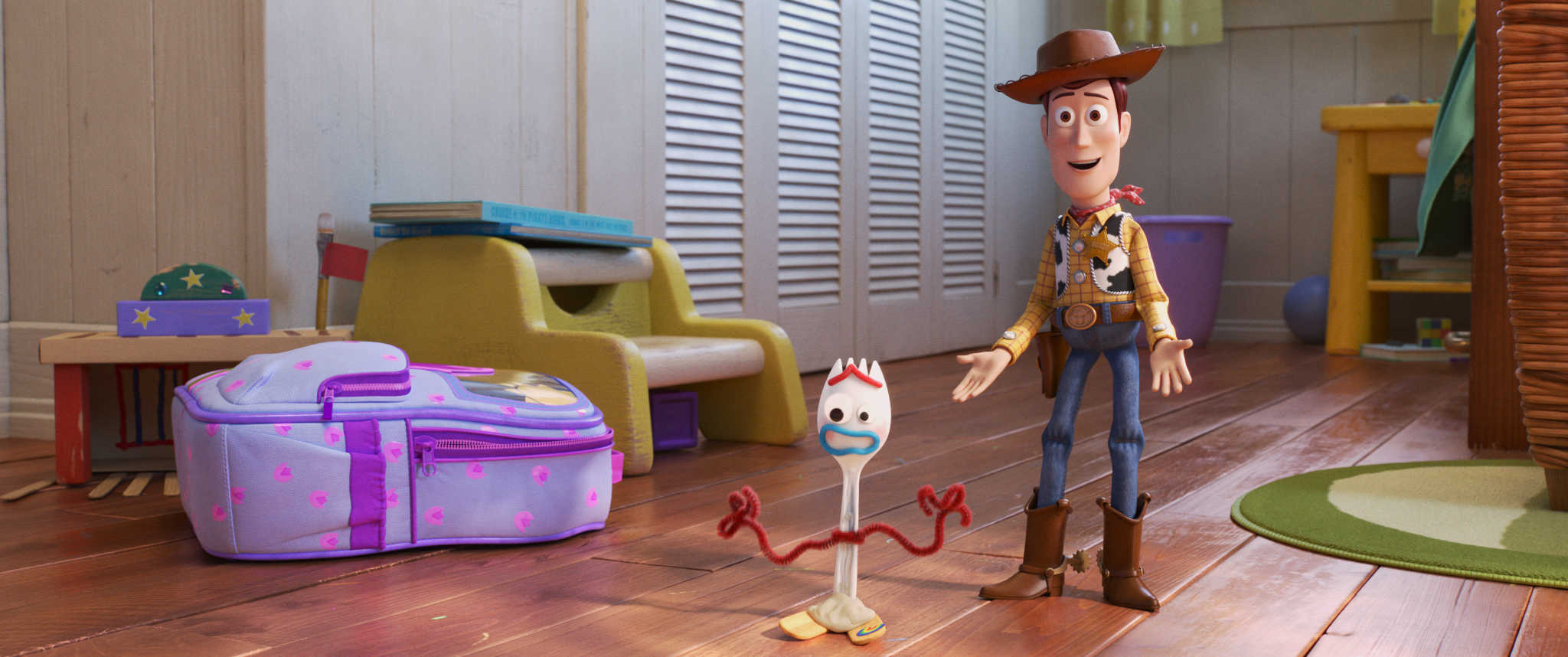 Toy Story 4 Soars To Infinity & Number 1