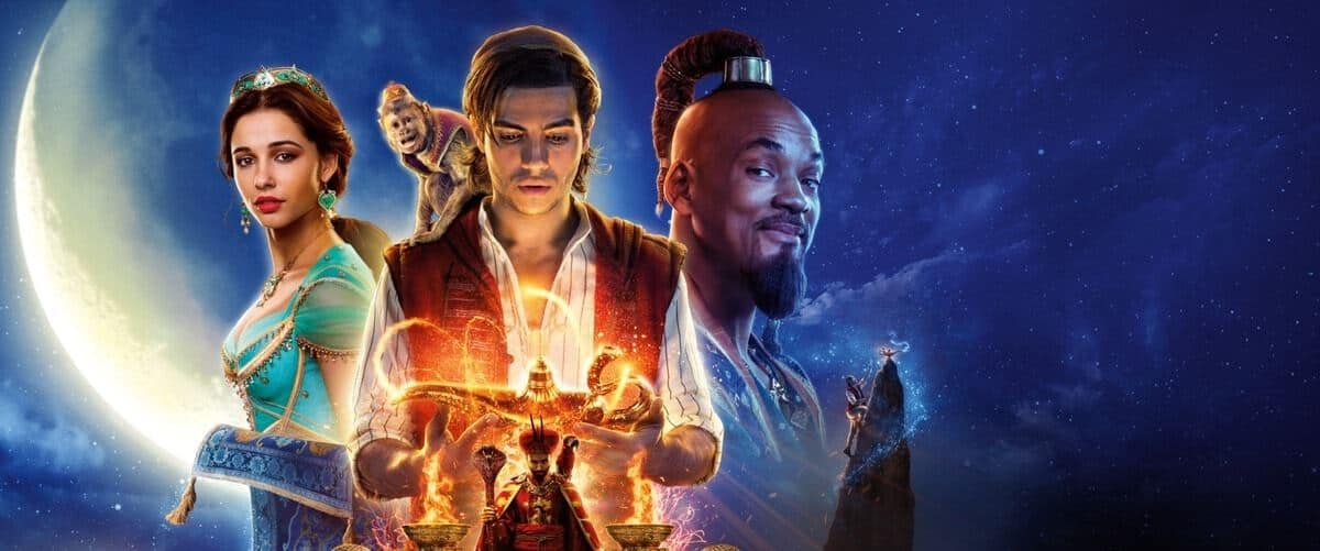 Aladdin: Disney+ Talk