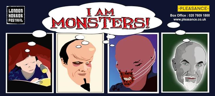 Interview With Nicholas Vince About I AM MONSTERS