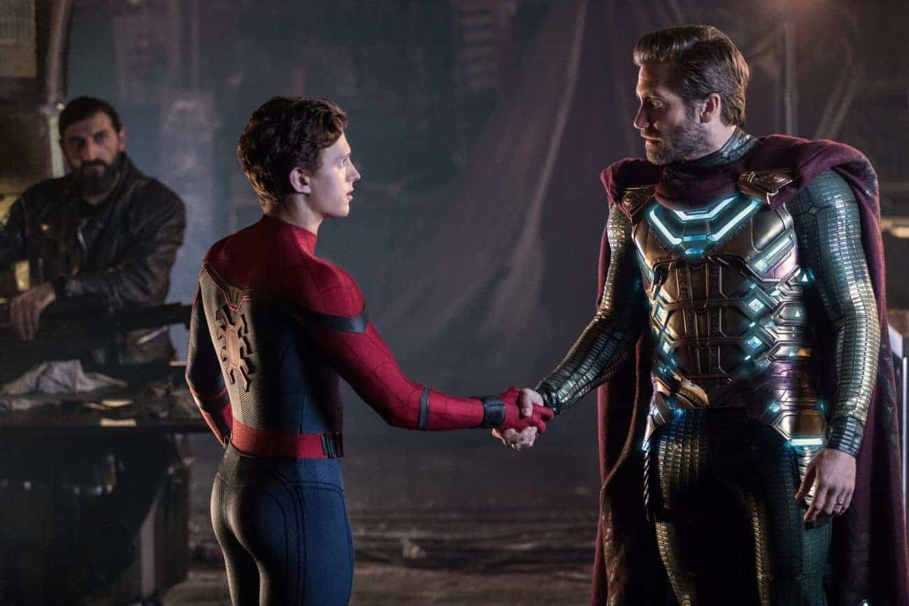 Spider-Man: Far From Home Finally Snares Number 1