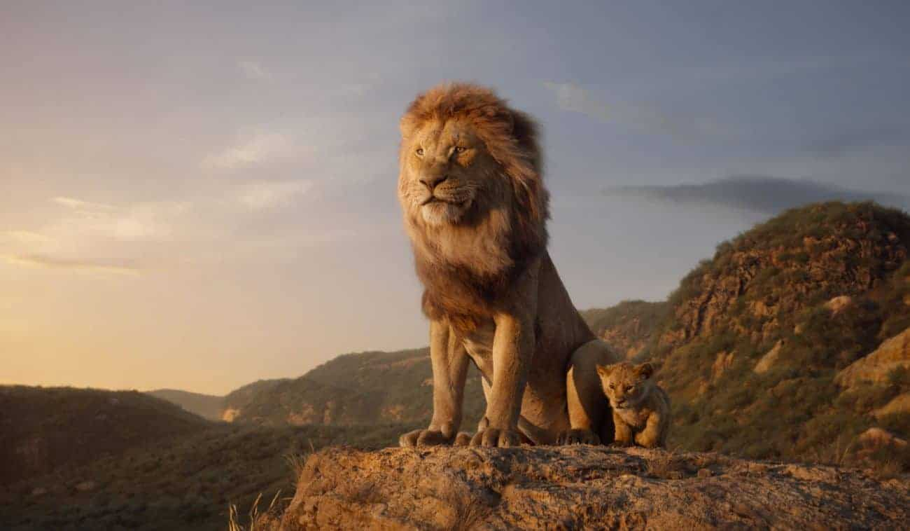 Lion King Roars Into Number 1