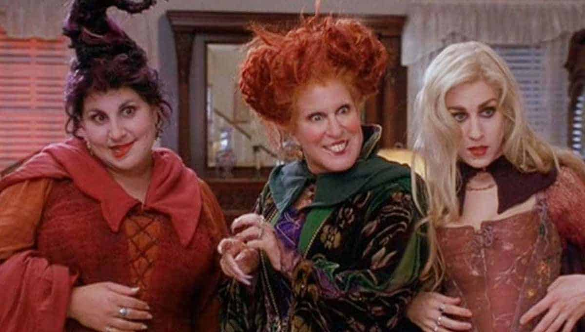 The Halloween effect sends Hocus Pocus flying while Toy Story 4's domination continues
