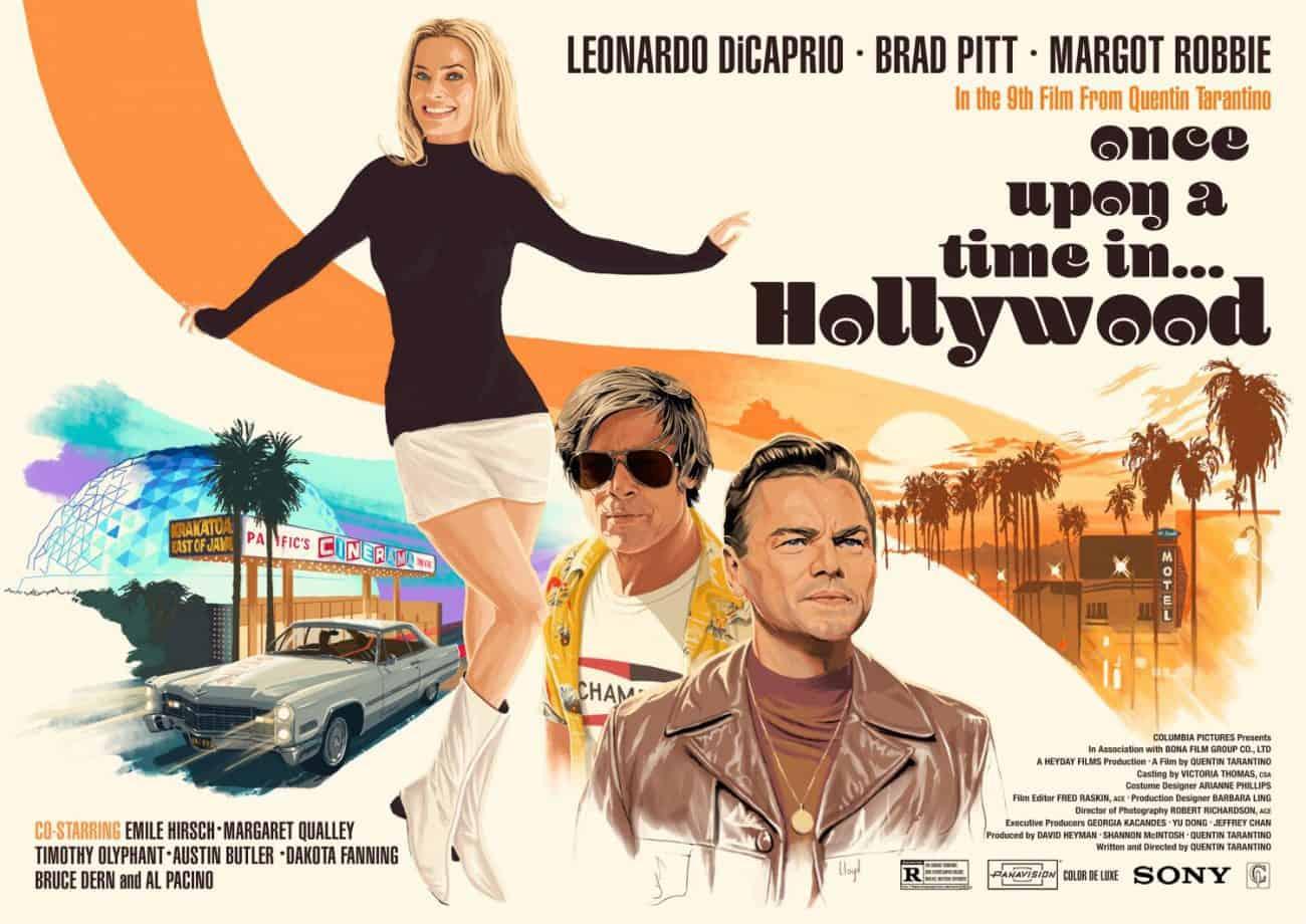 Fan Art Judged By Director Quentin Tarantino