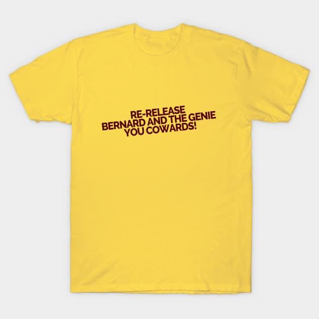 BRWC Bernard & The Genie Tee - £15