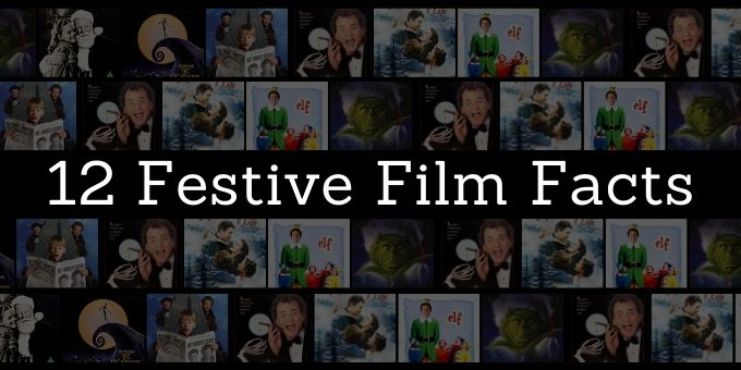 12 Behind-the-Scenes Festive Film Facts