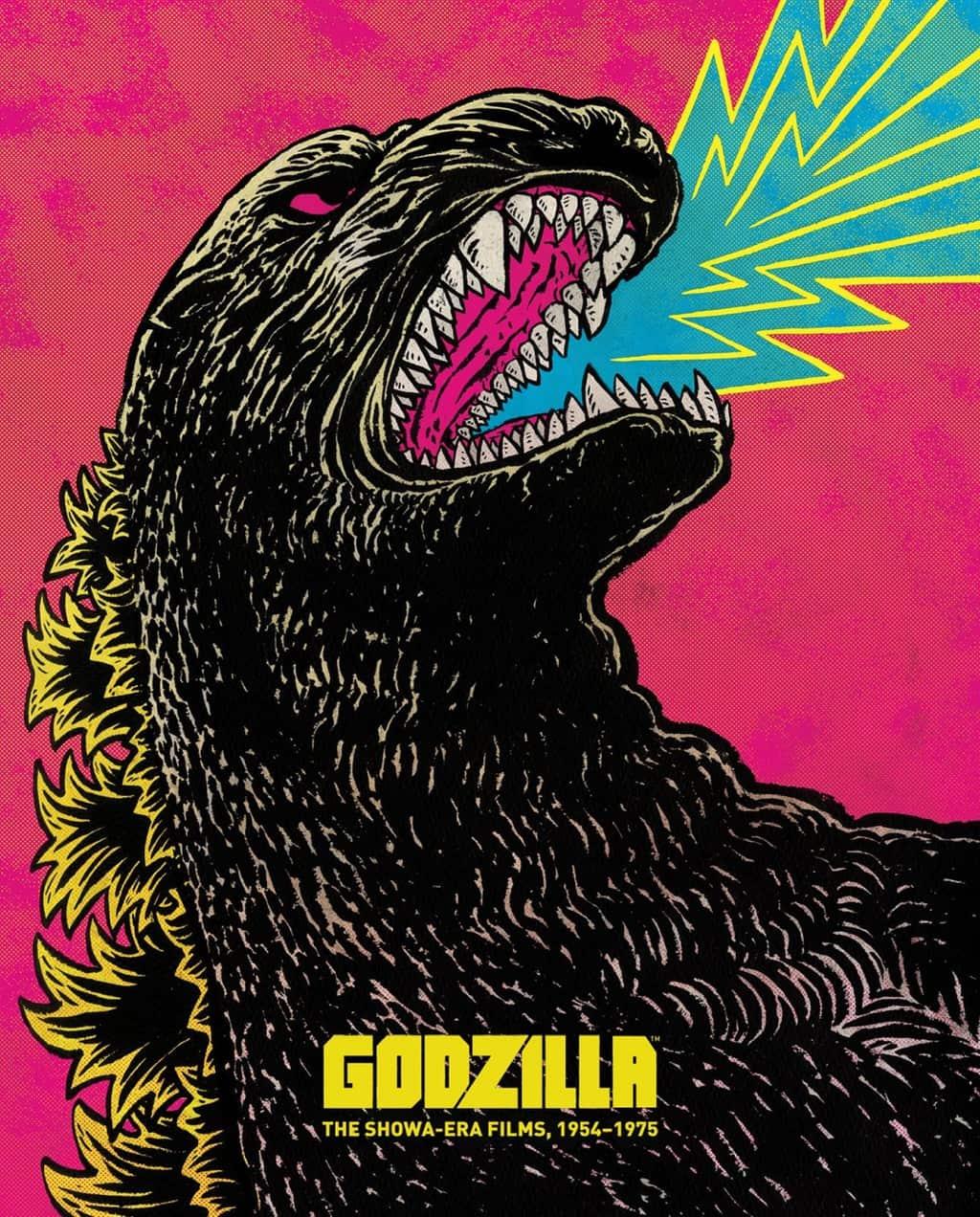 Godzilla: The Showa-Era Films, 1954-1975 box set - £180