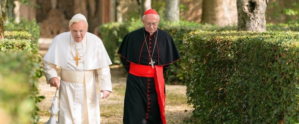 The Two Popes: The BRWC Review