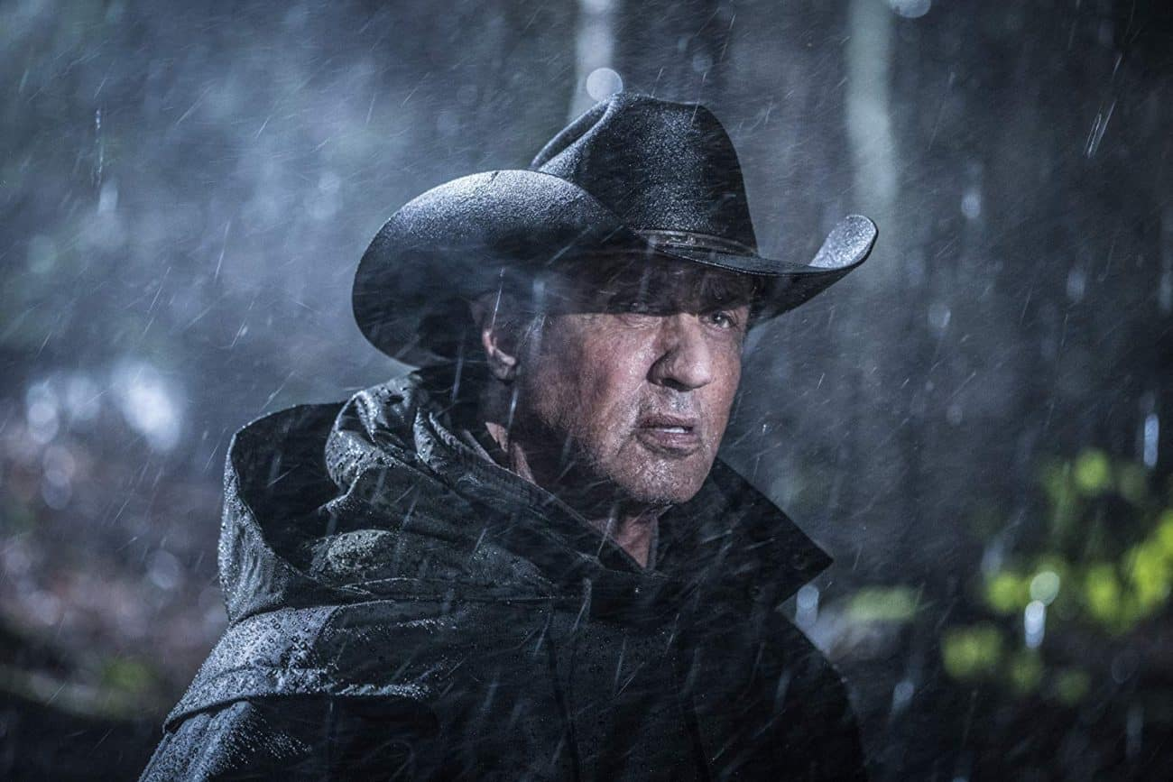 Rambo: Last Blood fights off the competition for second week at Number 1
