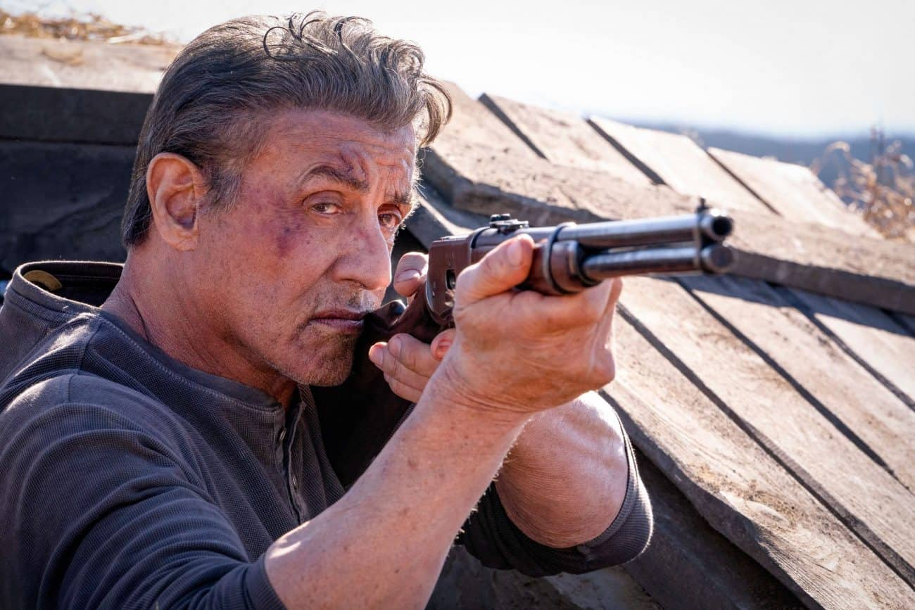 Rambo: Last Blood Storms To The Top