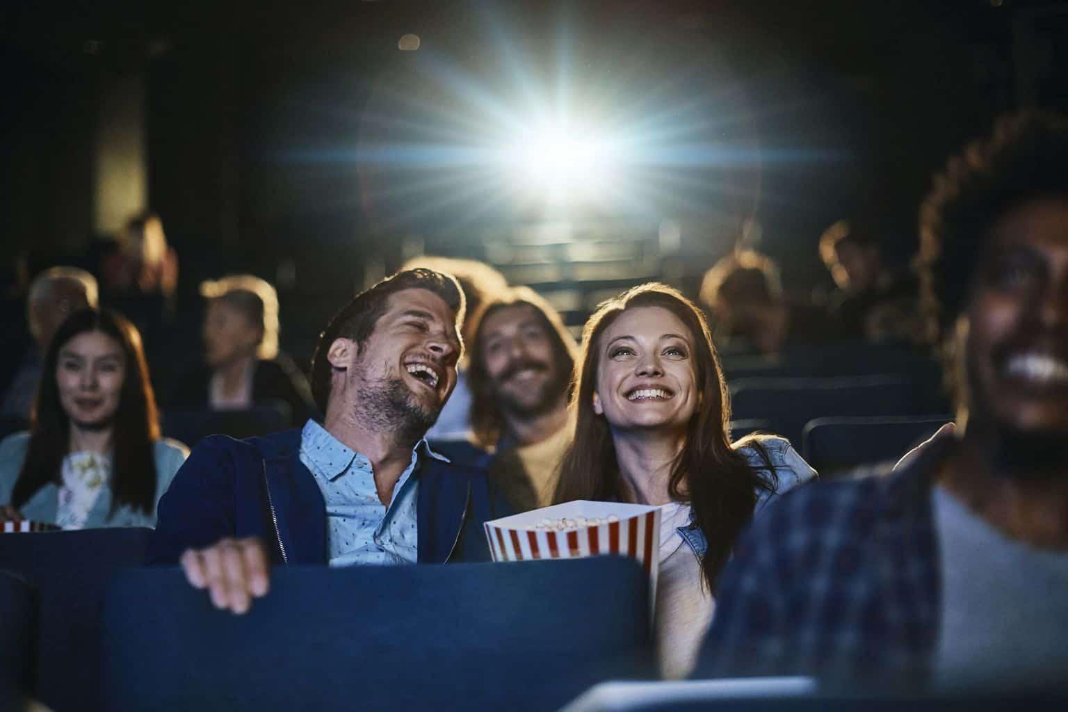 UK Cinema-Going