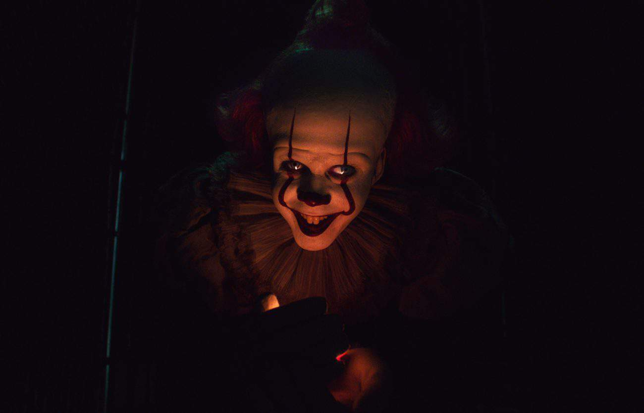IT: Chapter Two makes a terrifying debut at Number 1 on the first Official Film Chart of 2020