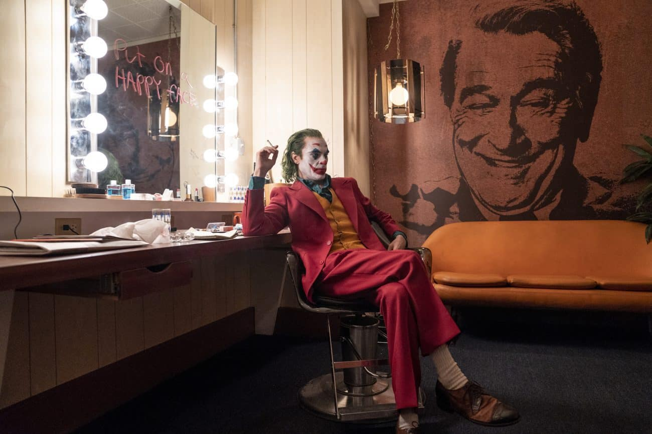 Joker takes Number 1 on the Official Film Chart on downloads only
