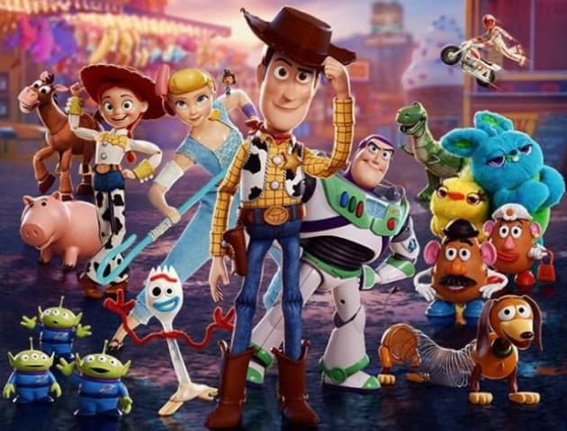 Toy Story 4: The BRWC Review