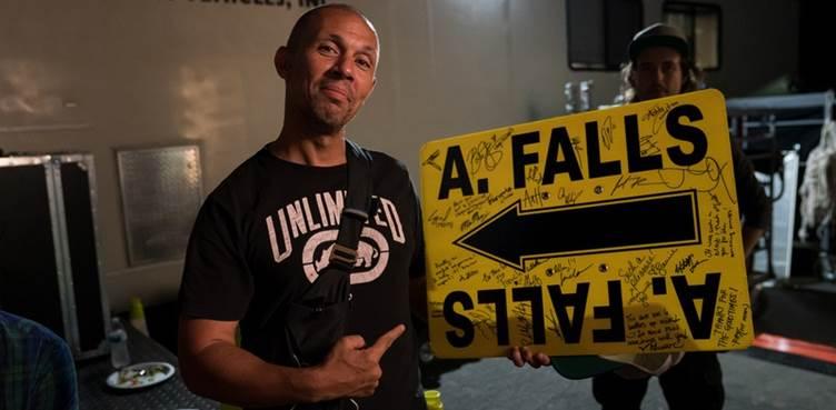 Interview: ANDERSON FALLS Director Julien Seri