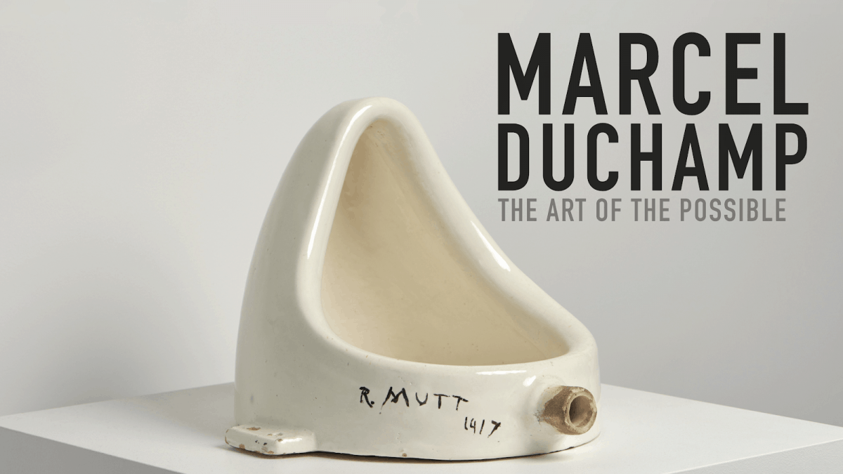 Marcel Duchamp: The Art Of The Possible - Review