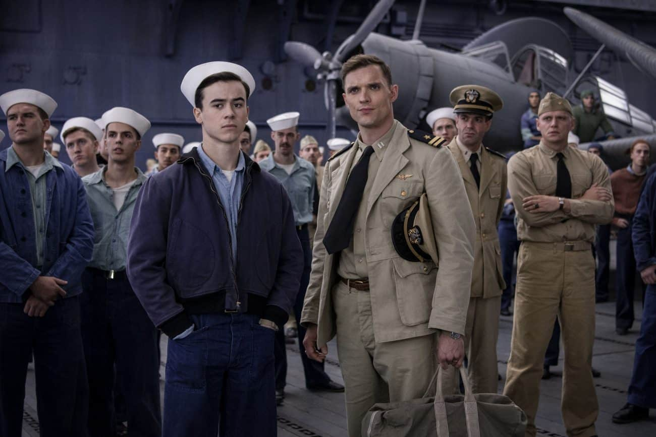 Midway Storms To Number 1: Official Film Chart