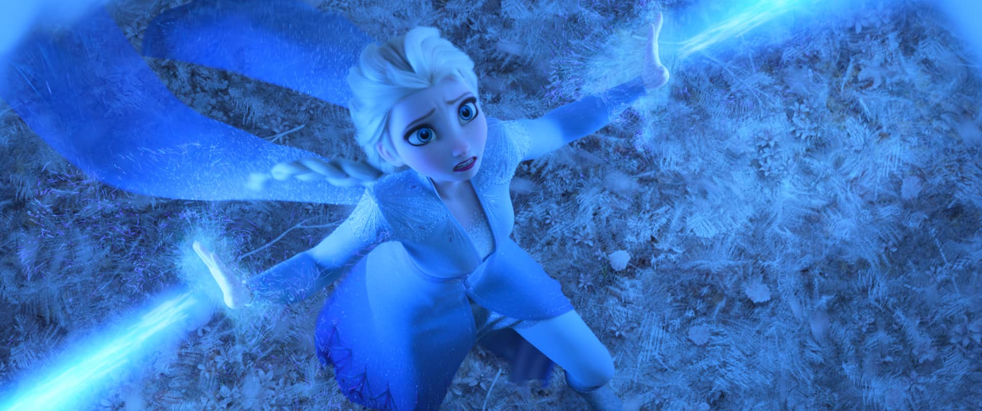 Frozen 2 Goes Straight To Number 1
