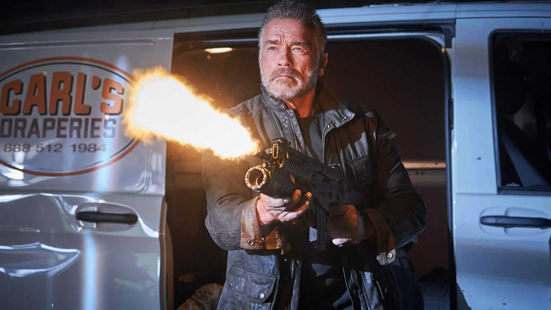 Terminator: Dark Fate Seizes Number 1
