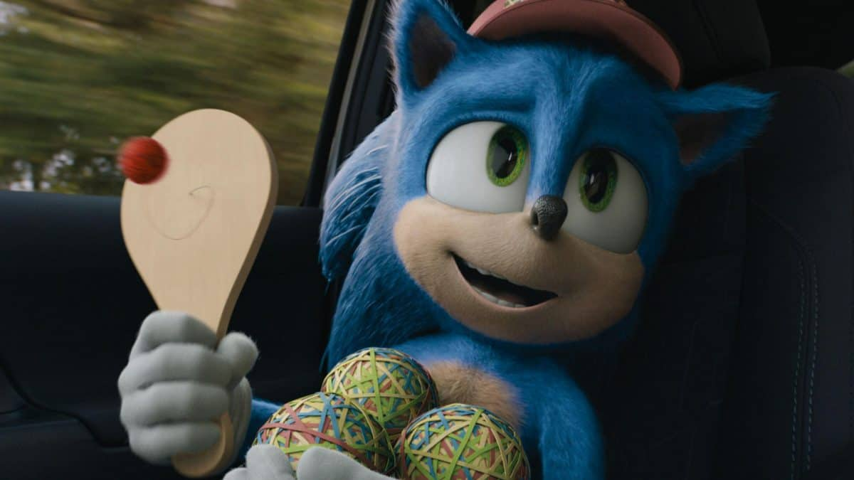 Gotta Go Fast! Sonic The Hedgehog's Top
