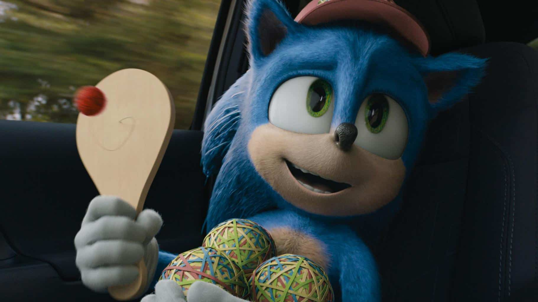 Gotta Go Fast! Sonic The Hedgehog's Top