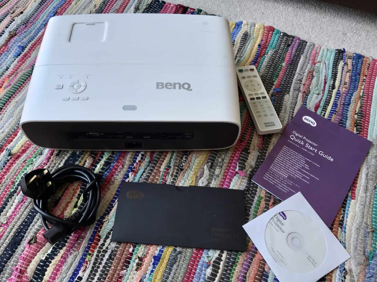 BenQ W2700 4K Ultra HD DLP HDR Projector: Review