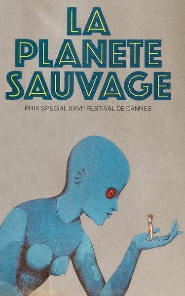 Fantastic Planet (La Planète Sauvage) - 1973
