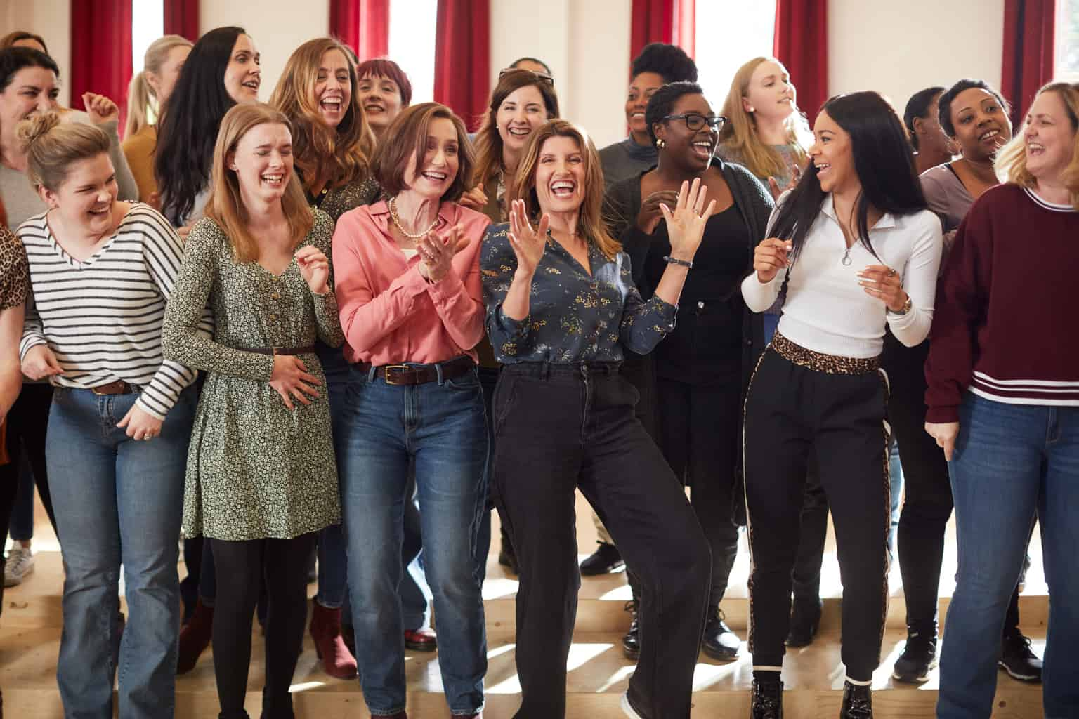 Military Wives Sing Their Way To Number 1