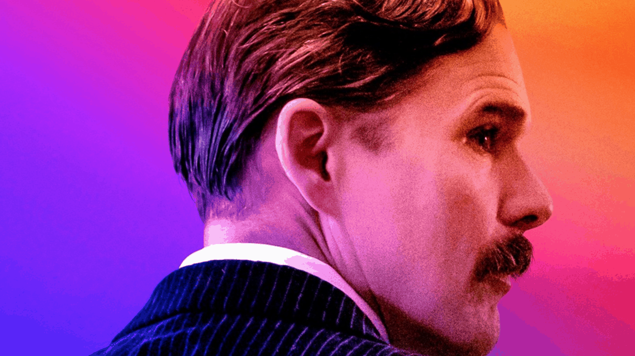 Tesla movie 2020 ethan hawke